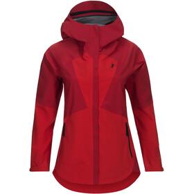 Peak Performance W's Daybreak Jacket Chinese Red